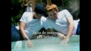 "GeO LoPeS canta: ""água de oceano"" [feat"" Víctor, Léo & Xuxa]"