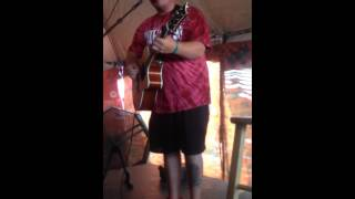 Front porch step//Drown live at Shakopee Warped tour
