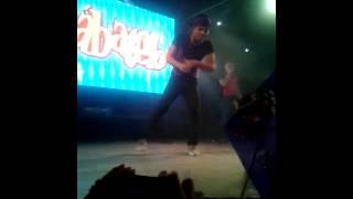 Brandon Bailando en Torreon