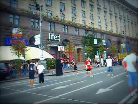 Trip to Kiev and Lviv (Lvov). September 2009.