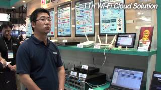 【Interop 2011】D-Link、クラウドでAPを管理する「Wi-Fiクラウド」を初公開
