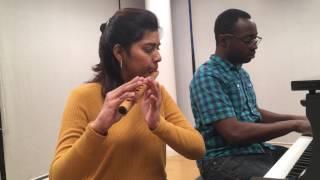 Malarae Mounama medley- Flute width=