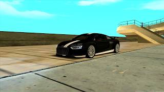 SeeMTA V3 AUDI R8 l SpeedTest #5