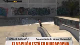 El vacilón está en Huiracocha