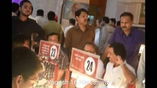 3rd set Yogesh Dongre Vs Hareshwar Betvanshi width=