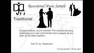Traditional Wedding Music - Recessional