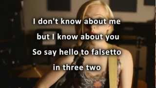 Justin Bieber - Boyfriend cover by Madilyn Bailey with lyrics