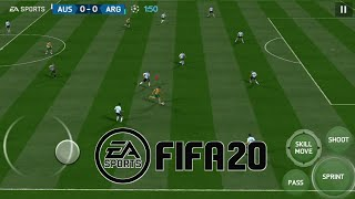 [493 MB] FIFA 20 Mod FIFA 14 Android Offline New Faces, Transfer Best Graphic #fifa19android update2