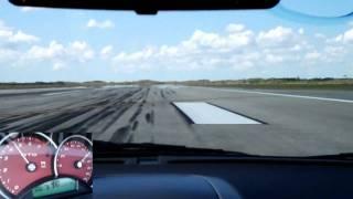 2006 Pontiac GTO - Standing mile run