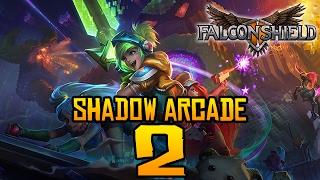 Falconshield - Shadow Arcade 2 (feat. KiandyMundi, Rawb, Nicki Taylor & LilyPichu)