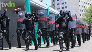 Desfile de 7 de Setembro empolga público na Beira-Mar