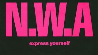 N.W.A. - Express Yourself - COVER (JUSTIN'S SHORT RAPS)