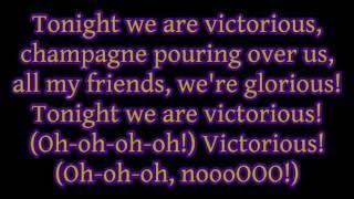 """NateWantsToBattle - """"Victorious"""" lyrics"""
