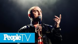 Mac Miller Remembered By Travis Scott, John Mayer & More In Celebration Of Life Concert | PeopleTV