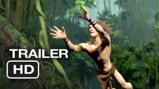 Tarzan Official Trailer #1 (2013) - Motion Capture Movie HD