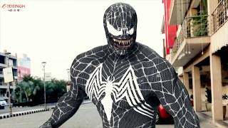 Venom Vs Spiderman || A Fan Film (2019) by 3DSINGH