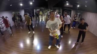 20170505小P Hip Hop初中級@Mix Tempo Studio