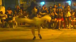 RAINHA DE FESTA JUNINA EM IPU RODA RODA E CAI KKKK