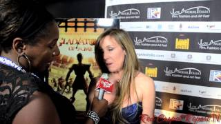 Cindy Cowan 8th Annual Los Angeles Italia Film, Fashion and Art Festival @CindyCowan1000