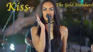 Kiss - PRINCE (Cover) The Gold Standard ft. K.Emeline