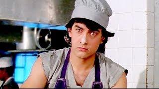 Aamir Khan Best Comedy Scenes Jukebox 2 - Andaz Apna Apna width=
