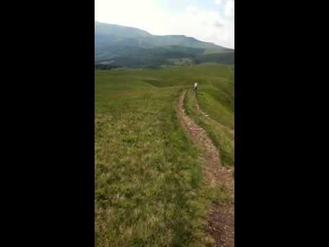Mountain trip in Ukraine