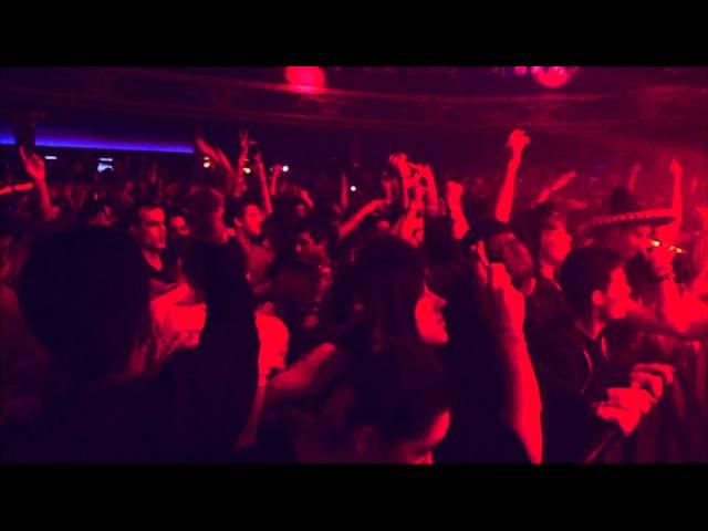Electric Brixton Sub Focus Live