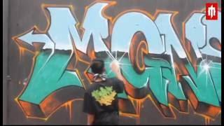VIDEO GRAFFITI GRAFFITY MGNSM   MAGNESIUM FVCKTORY X DAMNDEMON   BOOMBER STREET ART   GRAFF PRIDE