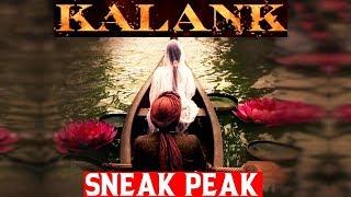 Finally Here Is The Sneak Peak Of Alia Bhatt And Varun Dhawan Starring KALANK