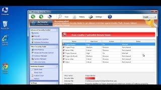 How to remove Windows Security Master virus step by step(Removal guide)