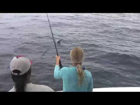 Extreme Billfishing Nicaragua!!!