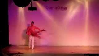 David and Paulina - 2012 Comadreja Salsa Congress - Saturday