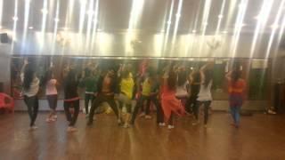 Rehearsal of Jashne Ishq Ka -Gunday