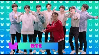 BTS RDMA This or That | Radio Disney Music Awards