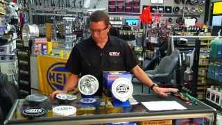 Hella 500 Series Auxiliary Lamps Comparison Lights Aftermarket