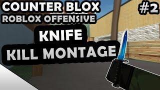 CBRO KNIFE KILL MONTAGE #2