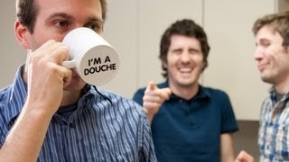 """""""I'm a Douche"""" Coffee Mug - Prank your coworkers!"""