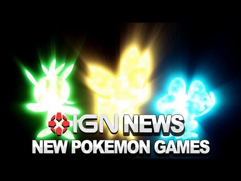IGN News - Pokemon X and Y Announced