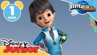 Messages From Miles | Cosmic Explorer Rule: Speed | Disney Junior UK