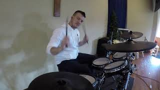 CANON ROCK-DRUM COVER-JERRY C