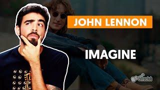 videoclase IMAGINE (aula de violão simplificada)