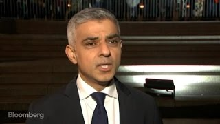 London Is 'Safest Global City in the World,' Mayor Says