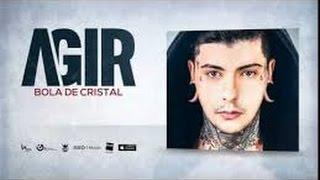 Agir Bola de cristal cover By Sérgio Hash