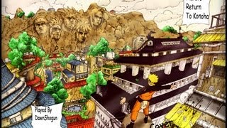 Naruto Return To Konoha/ Peace In Konoha (cover piano)