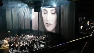Andrea Bocelli live Maria West Side Story live 2017 Globen