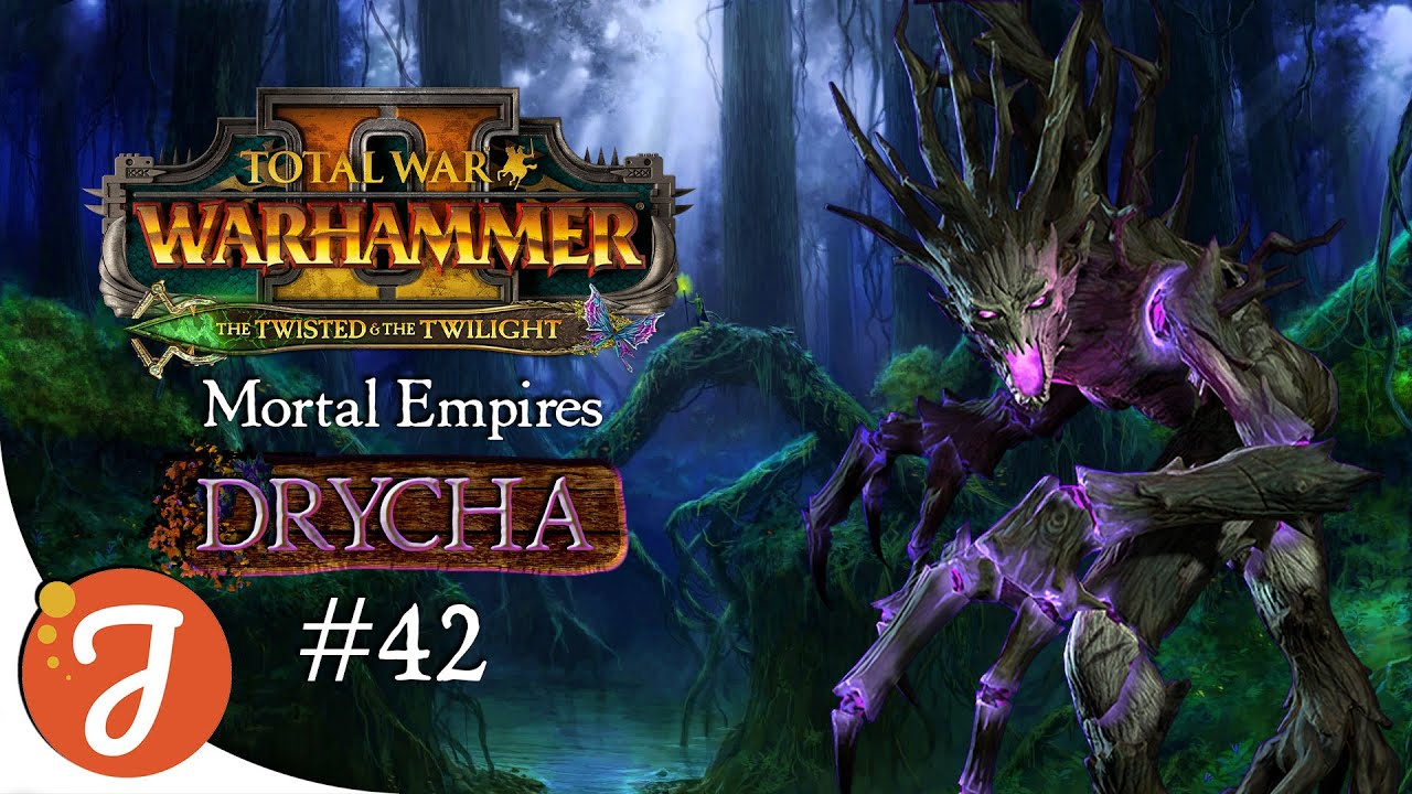 JanetOnOccasion - Birds Ruin The Great Plan   Drycha #42   Total War: WARHAMMER II - Twisted & The Twilight