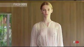 PAULA RAIA Summer 2015 Sao Paulo - Fashion Channel