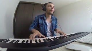 Traicionera - Aguanilé Salsa Ft Danny Maky (Piano Cover)