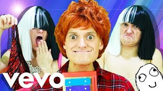 Ed Sheeran - Shape Of You (PARODY) // Ed Sheeran & Sia PARODY