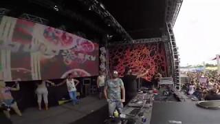 Blastoyz Live @ Liquid Sky, Recife Brazil Parvati Valley 2017
